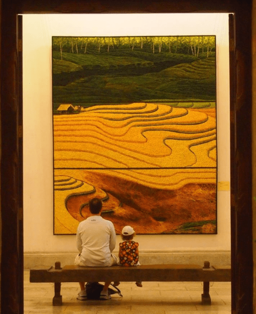 Taking a Pre Schooler to the Art Museum