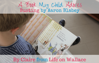 A Book My Child Adores!: Busting by Aaron Blabey