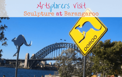 Artsplorers Visit: Sculpture at Barangaroo