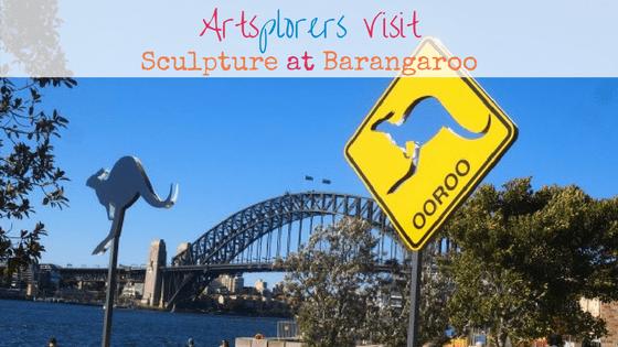 Artsplorers Visit: Sculpture at Barangaroo
