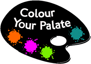 Colour Your Palate logo