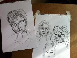 masterclass tekenen &schilderen