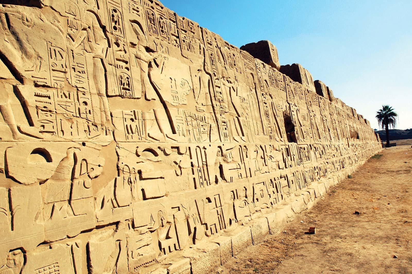 The Evolution Of Egyptian Art