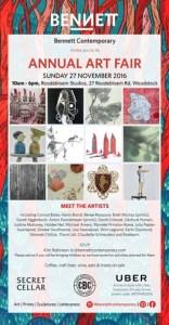 Bennett Contemporary Annual Art Fair 2016