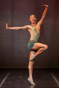 Craig Pedro as Peter Pan
