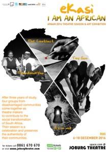 eKasi - I am African