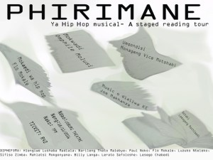 Phirimane Ya Hip Hop Musical - A staged reading
