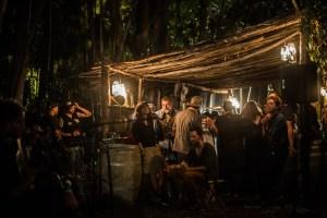 The Littlegig gin bar