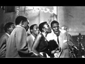 The Manhattan Brothers with Miriam Makeba
