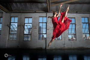 Rickshaw Collective - Shelby Strange in a photo by Luca Barausse