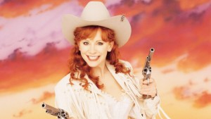 Top American country singer, Reba McEntire, is one of many major stars to have played Annie Oakley in Irving Berlin's Annie Get Your Gun in New York, a musical soon to be revived by the PE Gilbert & Sullivan Society in the Savoy Theatre.