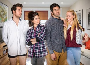 BAD JEWS has been nominated for four Naledi Theatre Awards
