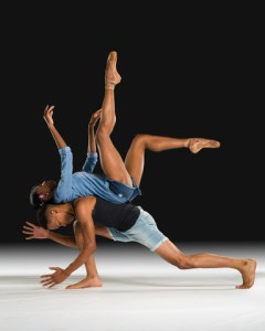 Joburg Ballet - Mahlatse Sachane and Claudia Monja in Big City, Big Dreams