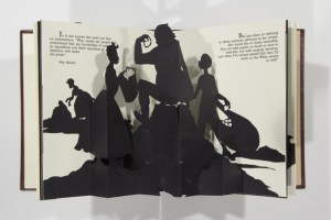 Freedom, a Fable. A Curious Interpretation of the Wit of a Negress in Troubled Times by Kara Walker 1997. (C) Reproduced courtesy of Sikkema Jenkins & Co. New York.