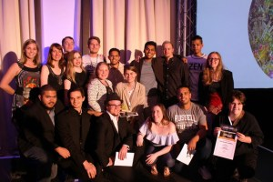 Winners of the student awards at the sixth Cape Town International Animation Festival