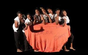 The cast of Abafazi. Pic by Sithembele Junior.