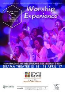 State Theatre presents Tshwane Gospel Revival 2017