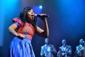 Nomvula Nhlapho - State Theatre presents Tshwane Gospel Revival 2017