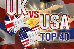 UK vs USA Top 40 at Emperors Palace Barnyard