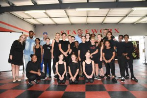 Born To Perform - Panto crew