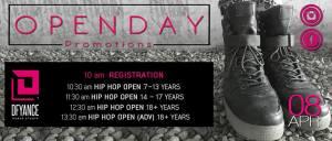DFYance Dance Studio Open Day