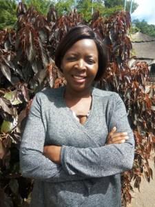 Florence Majachani from the Nhimbe Trust