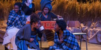 Nyanga - Photo: CuePix/Madeleine Chaput. National Arts Festival 2016