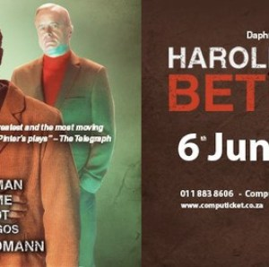 Harold Pinter's Betrayal at the Auto & General Theatre on the Square.