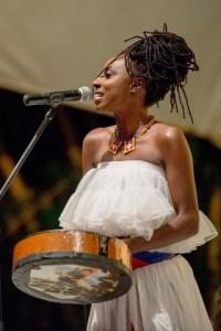 Hope Masike of Mahube - Photo by Ezekiel Mutasa