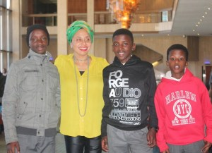 Marlene Le Roux – CEO Artscape and Amapantsula Dancers