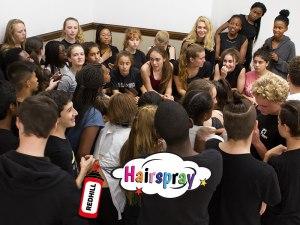 Redhill Hairspray