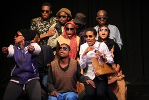 YOUNG HEARTS: Market Theatre Laboratory students will be performing at the South African Cultural Observatory's National Conference on May 24 and 25 at the Turbine Hall in Johannesburg and are part of the youth cohort benefiting from the conference.