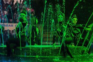 Splash! – The Water Circus direct from Russia