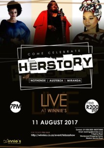 HerStory with Miranda, Nothende and AusTebza.
