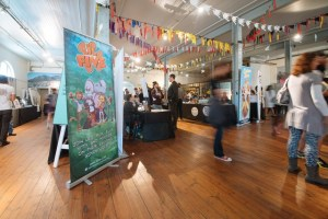 Comics Fest at Open Book Festival. Photo credit: Retha Ferguson.