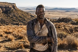 Vuyo Dabula in Five Fingers for Marseilles