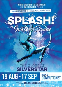 SPLASH The Water Circus Poster