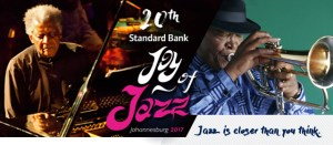 20th Standard Bank Joy of Jazz Festival