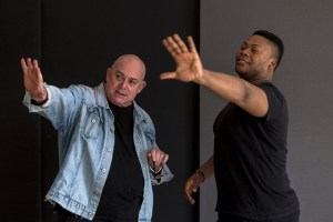 Robert Whitehead, one of SA's best-loved actors, famously known for his villain role as Barker Haines on SABC 3 popular soapie Isidingo, will take on the challenging role of directing the South African premiere of The Man Jesus at the Market Theatre.