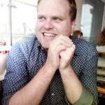 Chad Findlay, creative director of Peppa Pig Live.