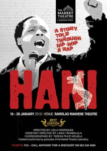 Hani the Legacy Poster