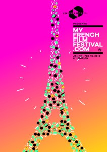 My French Film Festival Poster