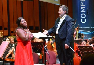 Winner – Classical Category of the Unisa International Voice Competition and the first South African to win the prestigious Unisa International Voice Competition. Picture: Shooheima Champion