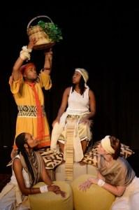 NCT presents Antony and Cleopatra