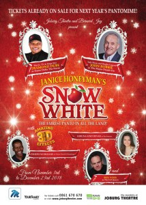 Janice Honeyman's Snow White 2018