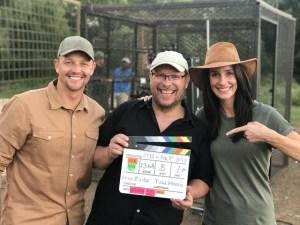 Filming of Stroomop kicks off!