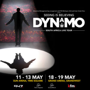 Dynamo in South Africa, Seeing is Believing