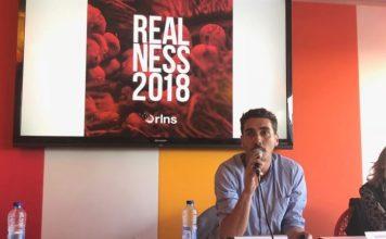 Realness co-founder Elias Ribeiro
