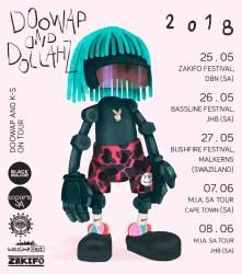 K$ Doowap Poster