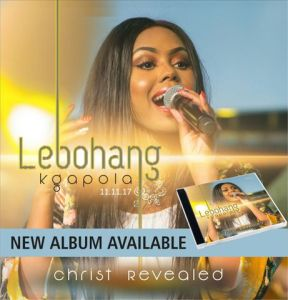 Lebohang Kgapola - Christ Revealed